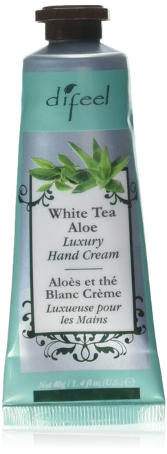 White Tea Aloe hand cream