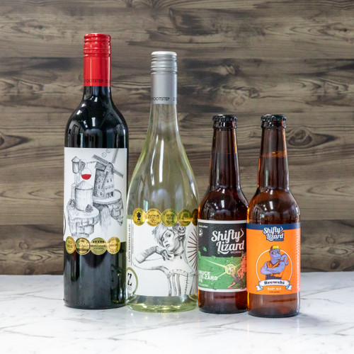 Beer and Wine pack