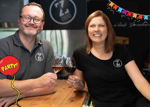 Danny's Birthday - 29th August | Zonte's Footstep Hosted Event with Anna Fisher