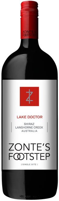 Lake Doctor  Langhorne Creek Shiraz 2015 Magnum