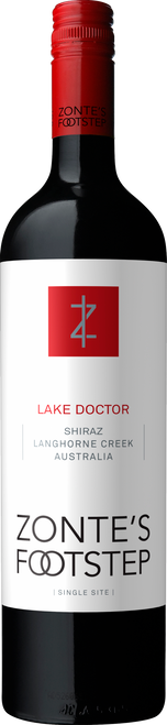 Lake Doctor Langhorne Creek Shiraz 2017 (traditional label)