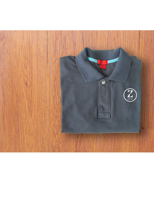 Zonte's Footstep Logo Polo Shirt - Men's