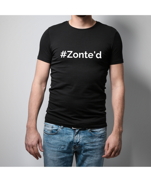 Zonte's Footstep #Zonte'd Crew Neck Shirt - Men's