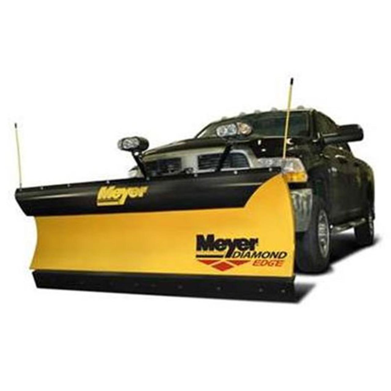 Meyer Diamond Edge Plow Blade DE-8 0 - Holmes Rental Station