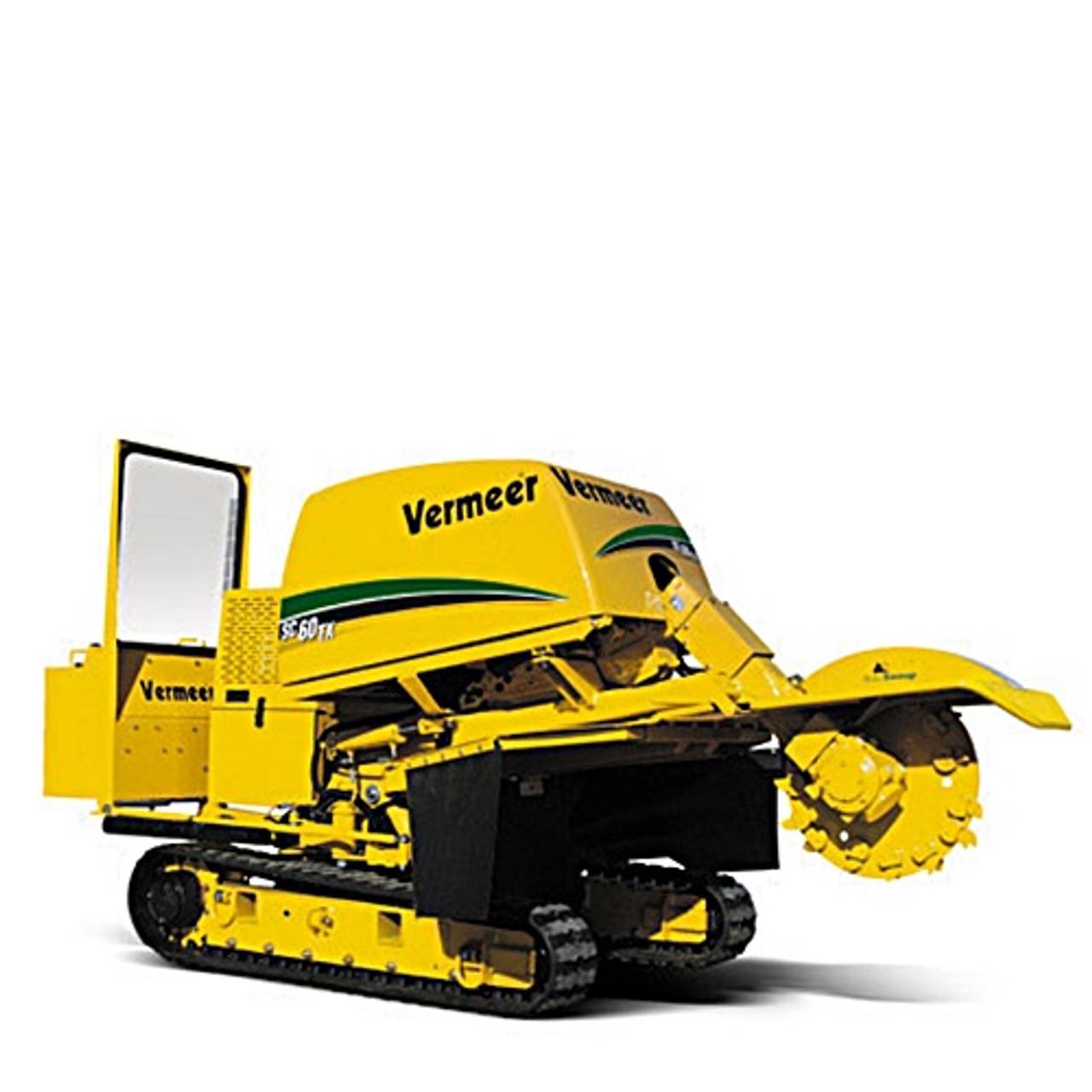 Vermeer Stump Grinder >> Stump Grinder Vermeer 60hp Holmes Rental Station