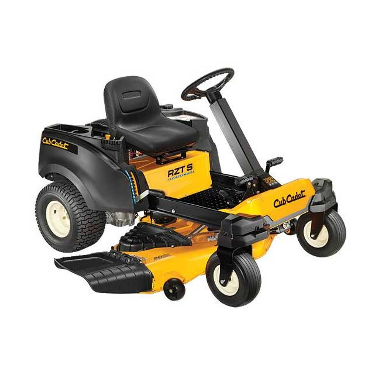 Cub Cadet RZT® S 50 - Zero-Turn Rider with Steering Wheel Control and  Four-Wheel Steering