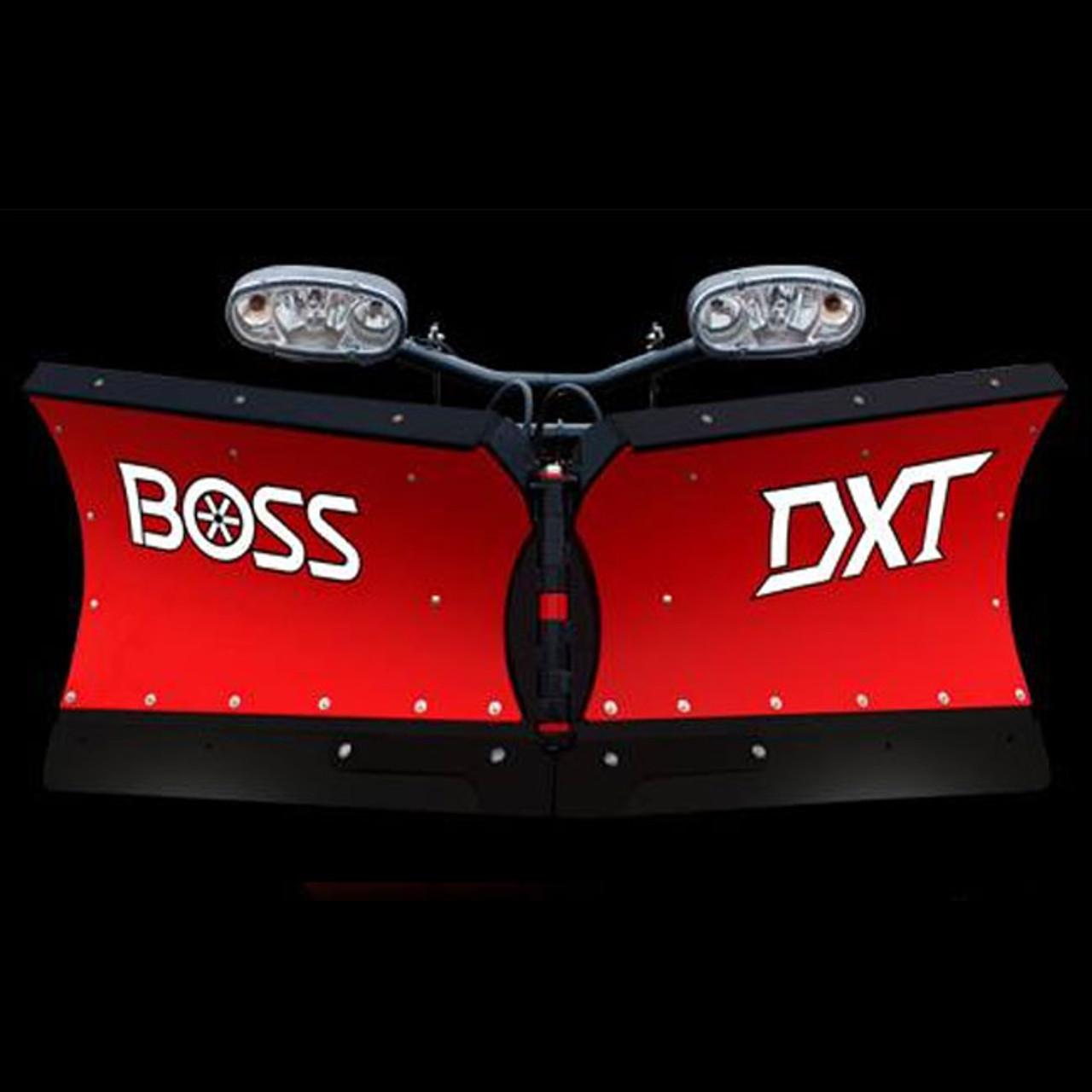 Boss 8 2 Poly Power V Dxt Snowplow Holmes Rental Station
