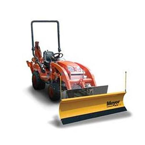 Meyer Compact Tractor Plow Blade DAG 8.0