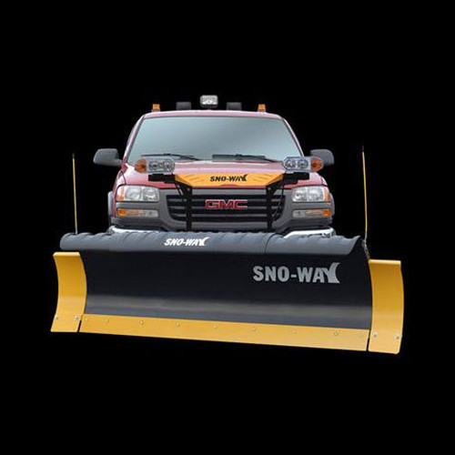 Sno-Way Commercial Plow Blade 29HD Series 7' 6""