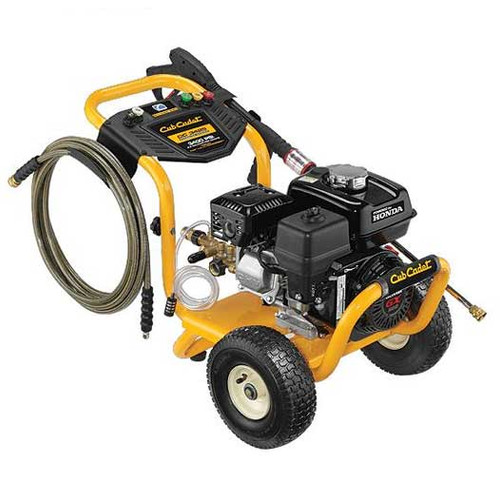 Cub Cadet 3400 PSI Pressure Washer