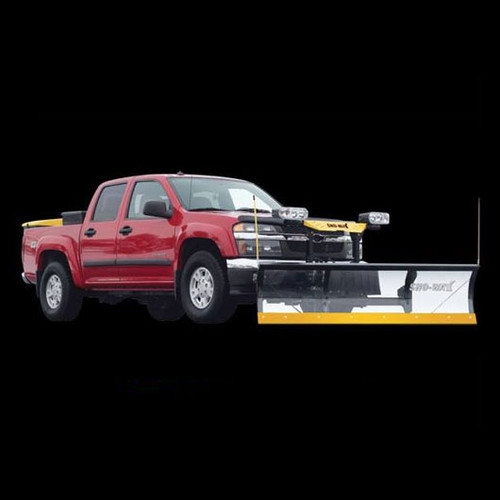 "Sno-Way Truck Snow Plow 22 Series 6'-8"""
