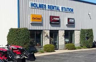 Holmes Rental center Sugarcreek