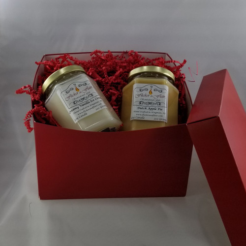 Perfect Pair 1 Gift Set - Creamy Vanilla Ice Cream & Dutch Apple Pie