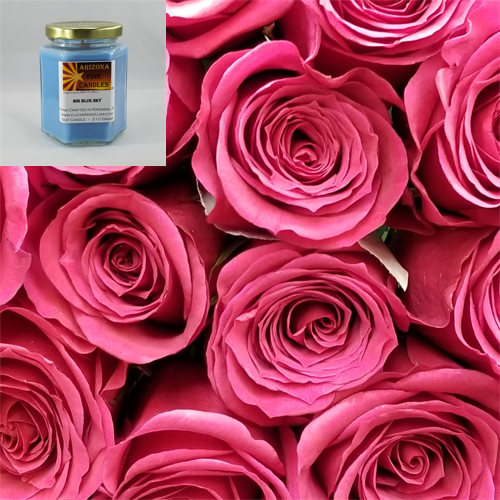 Roseate 210g Hexagon Jar Soy Candle