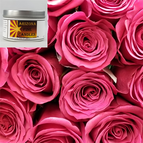Roseate 175g Tin Soy Candle