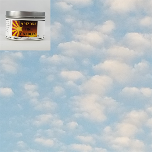 Big Blue Sky 175g Tin Soy Candle