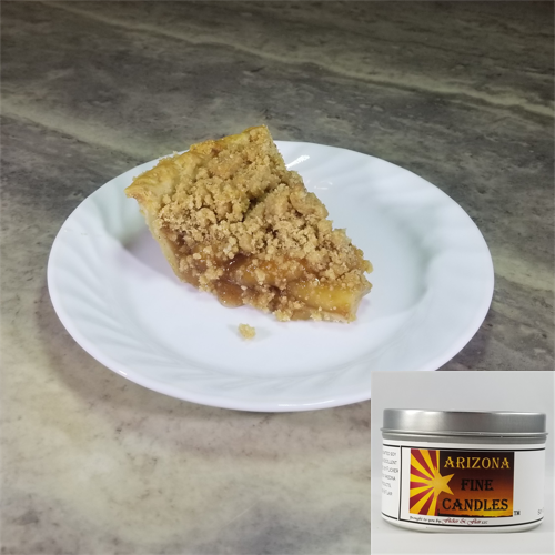 Dutch Apple Pie 175g Tin Soy Candle