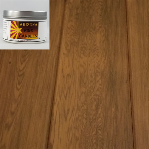 Sandalwood 175g Tin Soy Candle