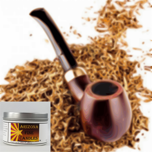 Grandpa's Pipe 175g Tin Soy Candle