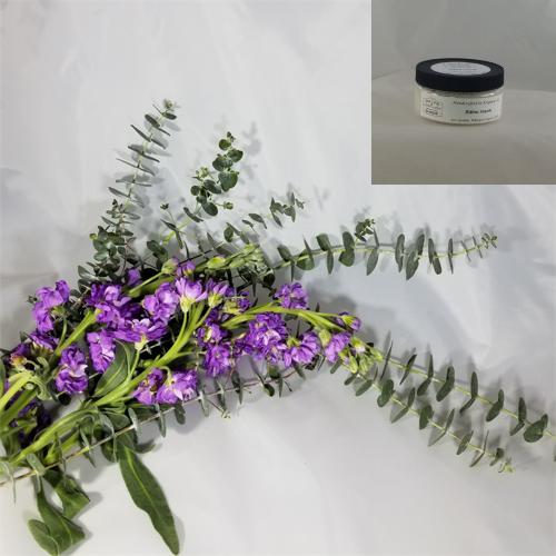 'Lavender & Eucalyptus' Whipped Sugar Scrub