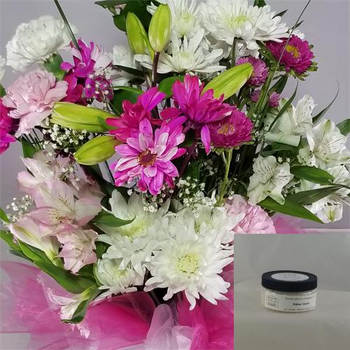 'Romantic Bouquet' Whipped Sugar Scrub