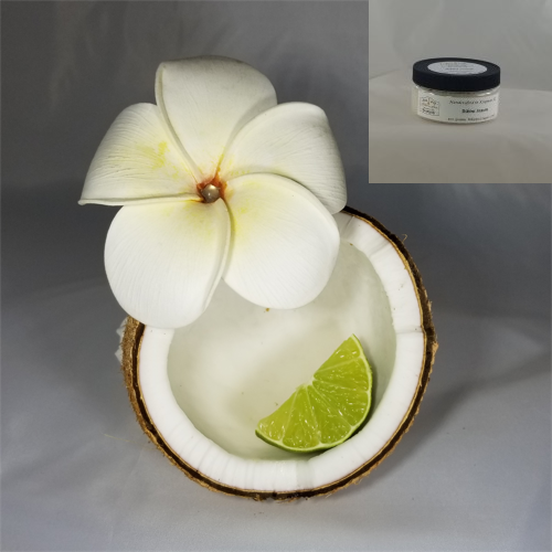 'Hawaiian Coconut' Whipped Sugar Scrub