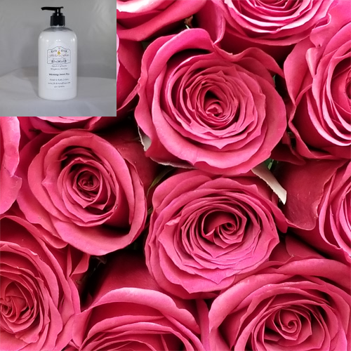 'Roseate' Hand & Body Lotion