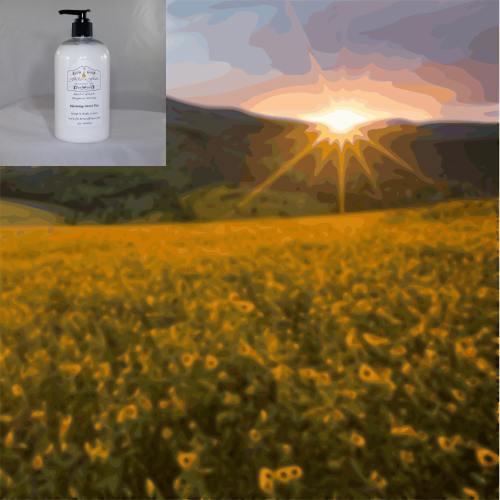 'Sun Kissed Fields' Hand & Body Lotion