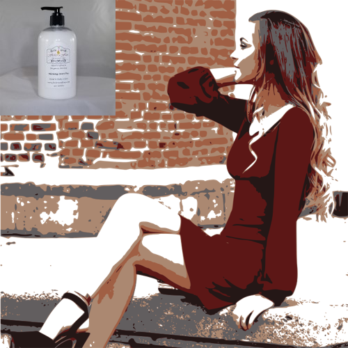 'Always a Lady' Hand & Body Lotion