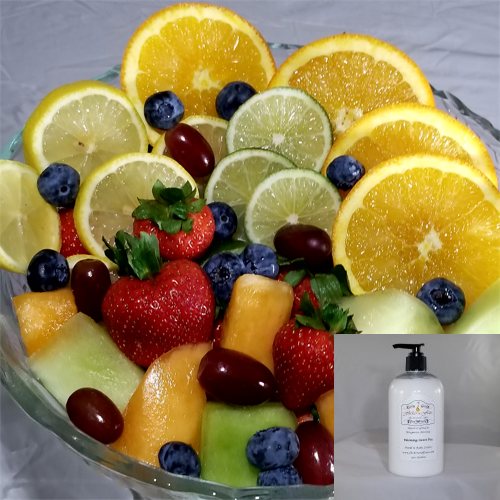 'Fresh Fruit' Hand & Body Lotion