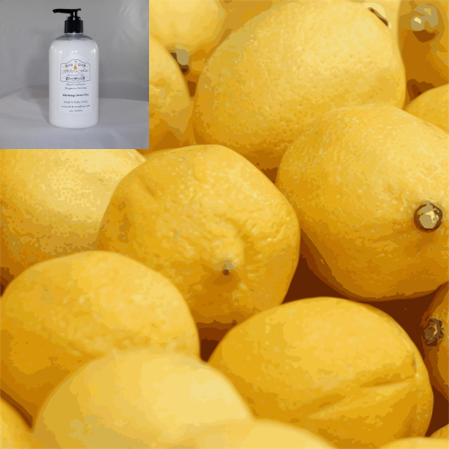 'Lemon Chiffon' Hand & Body Lotion