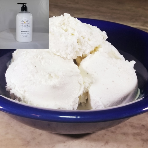 'Creamy Vanilla Ice Cream' Hand & Body Lotion