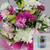 Romantic Bouquet 210g Hexagon Jar Soy Candle