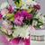 Romantic Bouquet Cocoa & Shea Butter Natural Soap 4 Pack