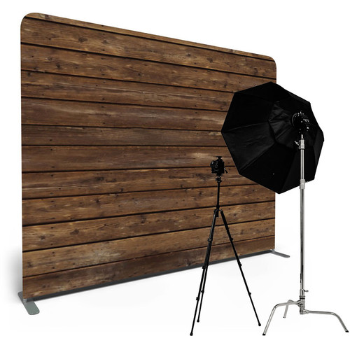 10' Double-Sided Video Backdrop