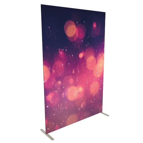 5' Double-Sided Video Backdrop