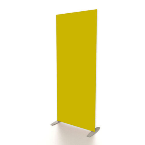 """36""""w x 90""""h Fabric Banner Stand Graphic Only"""