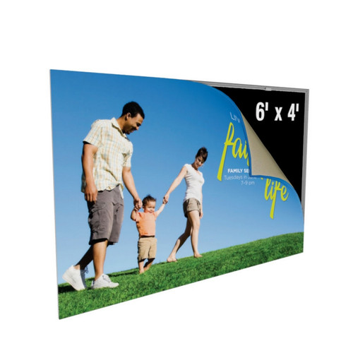 6' x 4' Switch-It Frame Graphic Only