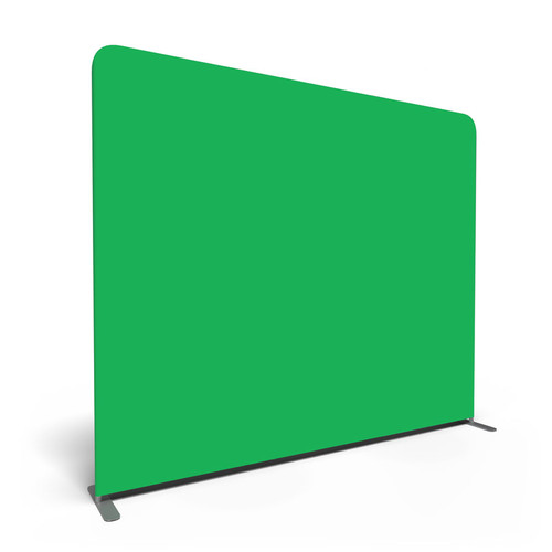 8' Double-Sided Video Backdrop: Green Screen