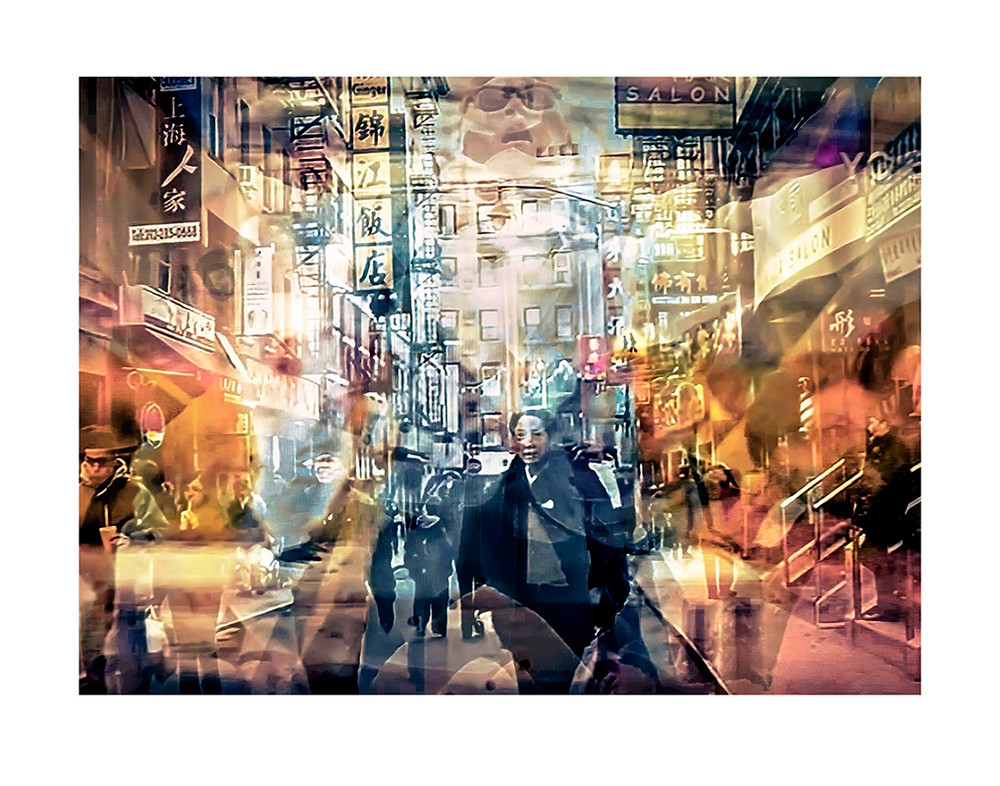 Untitled (Chinatown) by Gregory Clewlow
