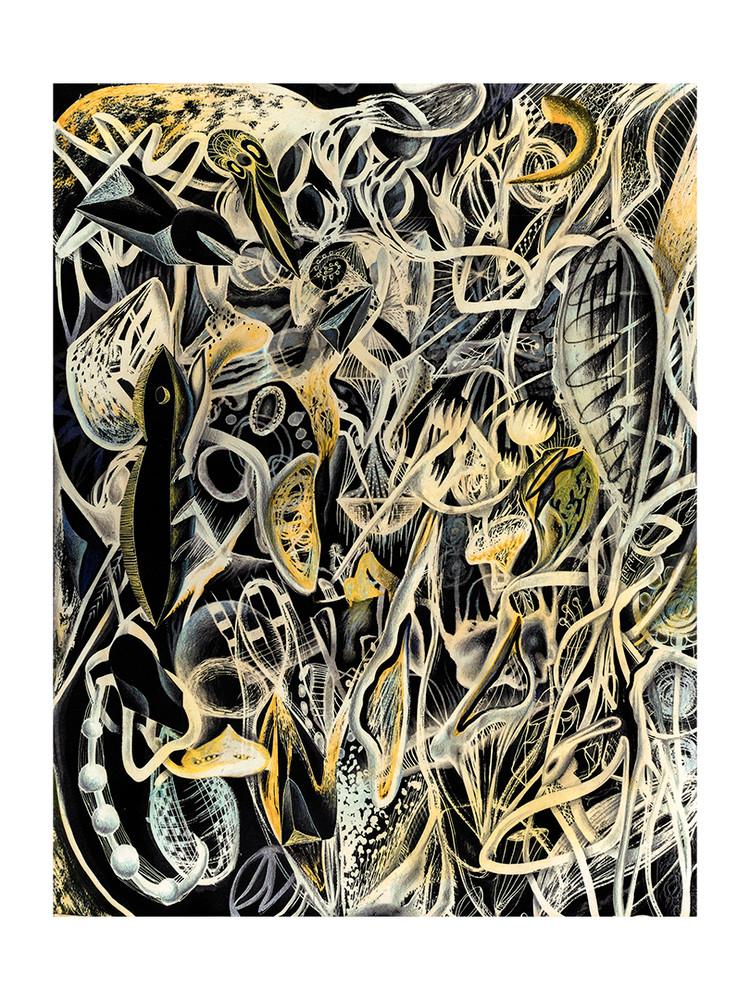 Garden of Unearthly Delights by Rafael Serrano
