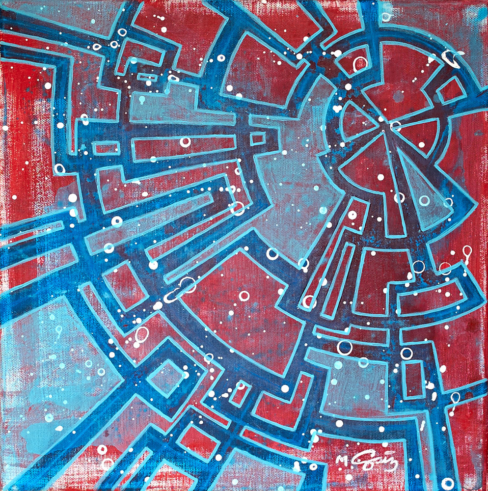Revolution by Marco Saiz