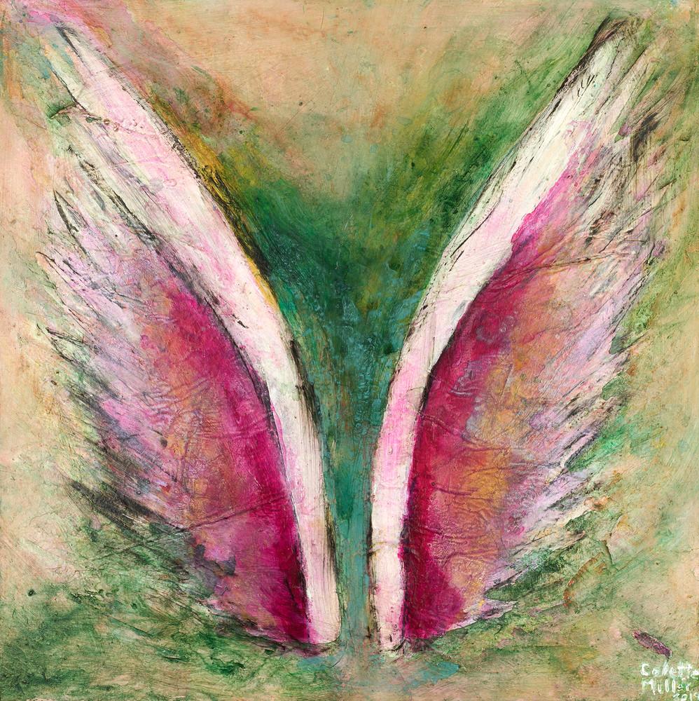Rose Briar Wing by Colette Miller