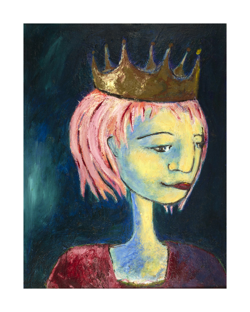 Queen by Colette Miller