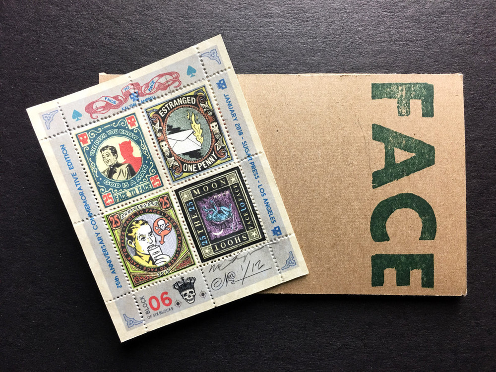 Commemorative Stamp Set - Block 6 - by Kalynn Campbell