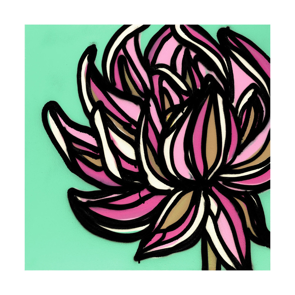 Lotus by Andrea LaHue aka Random Act