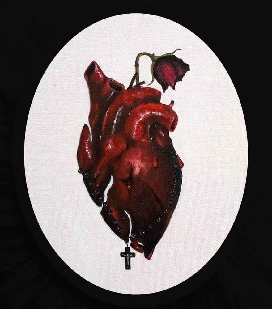 Ripped Heart by Haydee Escobar