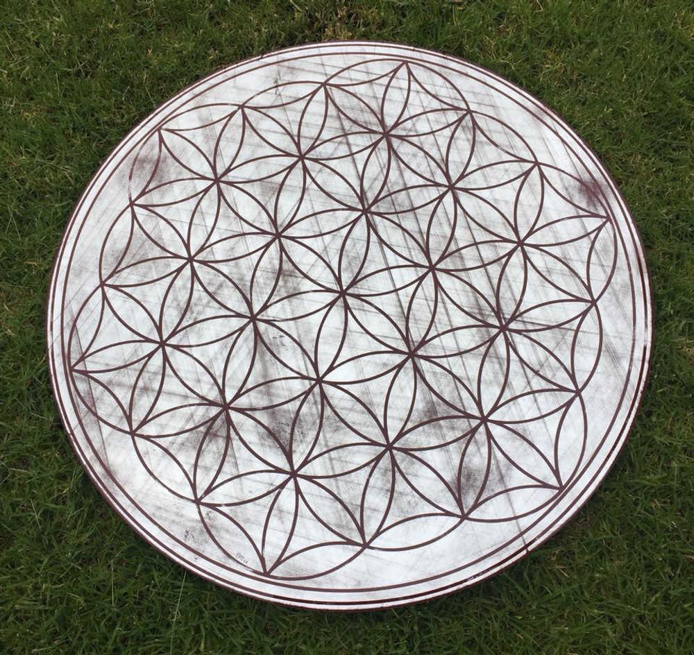 Flower of Life, Force by Nicky Alice