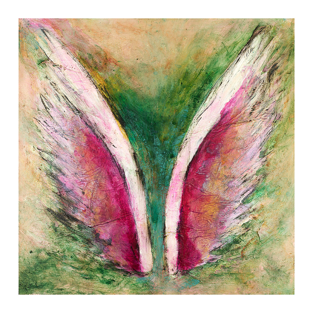 Rose Briar Wings by Colette Miller