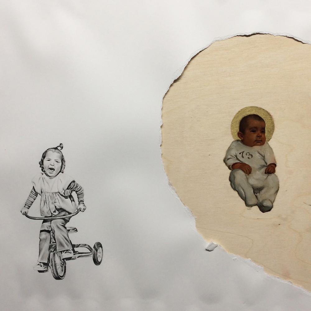 Untitled I by Antonio & Isaac Pelayo